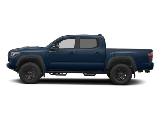 2018 Toyota Tacoma Trd Pro Double Cab 5 Bed V6 4x4 At