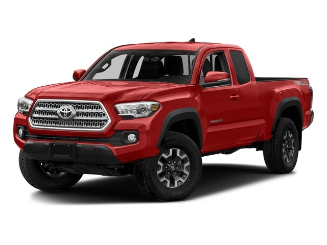 2018 Toyota Tacoma Trd Off Road Access Cab 6 Bed V6 4x4
