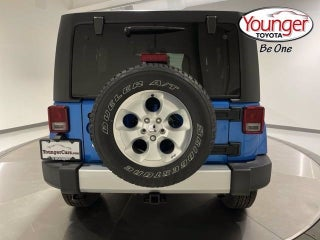 2015 Jeep Wrangler Unlimited Sahara In Frederick, MD   Younger Cars